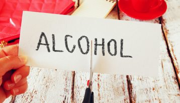 Is Alcohol a Drug - cutting the word alcohol - ranch at dove tree