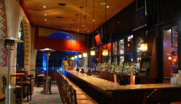 drunk identity - empty bar - ranch at dove tree