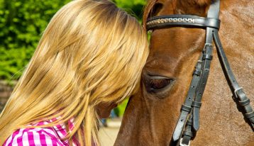 Equine-Assisted Psychotherapy - ranch at dove tree