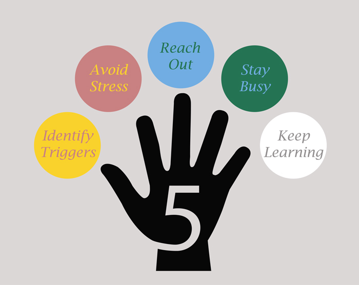 How to Avoid Addiction Triggers: 5 Steps in the Right Direction - five tips