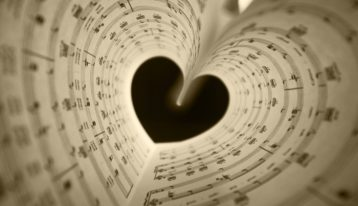 Benefits-of-Music-Therapy-in-Substance-Abuse-Treatment - sheet music shape of heart