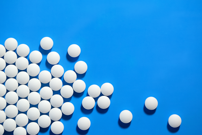 White Pills - OxyContin